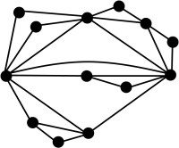 Series-parallel graph